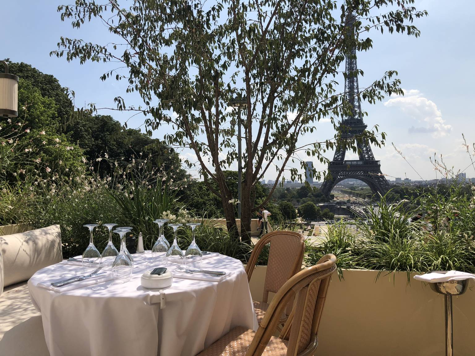 Thierry Dalcant Restaurant Girafe Paris 16